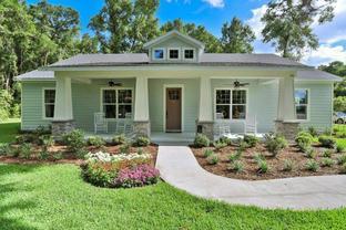 Maddie - Woods of Lake Helen: Lake Helen, Florida - Landsea Homes