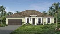 Palm Coast Briella Model by Landsea Homes in Daytona Beach Florida