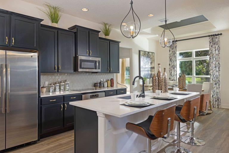 Kitchen featured in the Briella By Landsea Homes in Melbourne, FL
