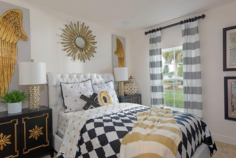 Bedroom featured in the Briella By Landsea Homes in Melbourne, FL