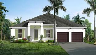 Bailey with Study - Country Club Estates: Palm Bay, Florida - Landsea Homes
