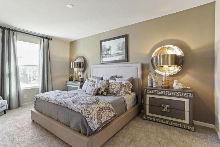 Bedroom featured in the Frianna By Landsea Homes in Melbourne, FL