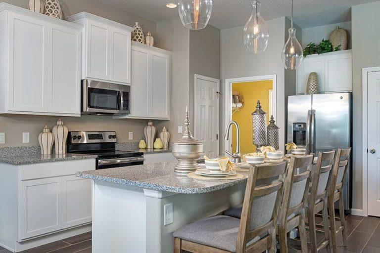 Kitchen featured in the Florence By Landsea Homes in Melbourne, FL