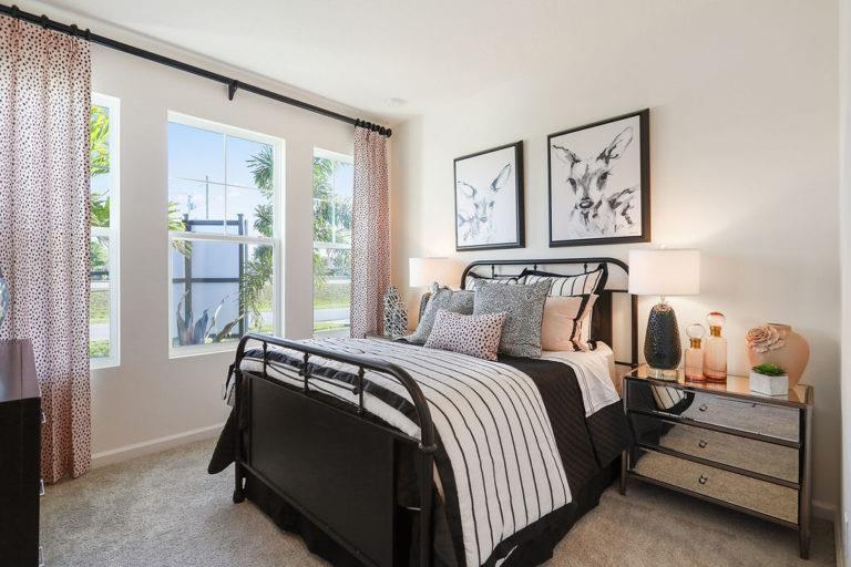 Bedroom featured in the Bailey - Palm Bay By Landsea Homes in Melbourne, FL