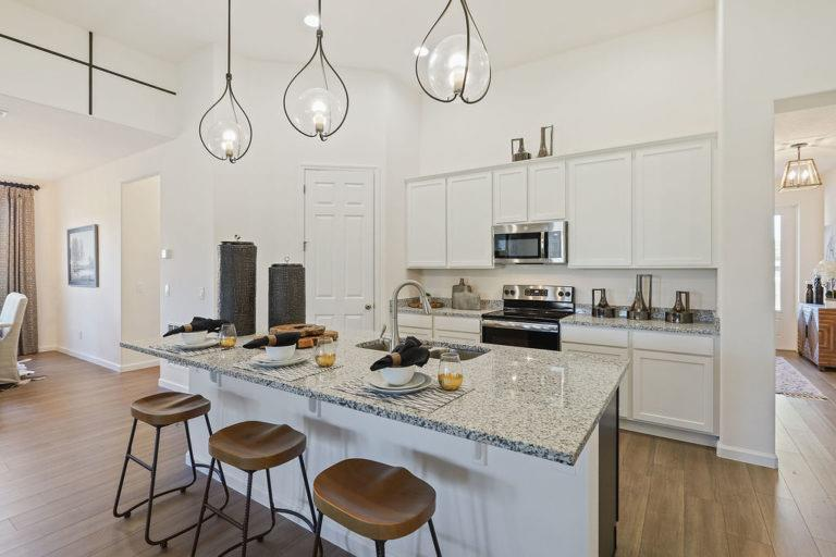 Kitchen featured in the Bailey - Palm Bay By Landsea Homes in Melbourne, FL