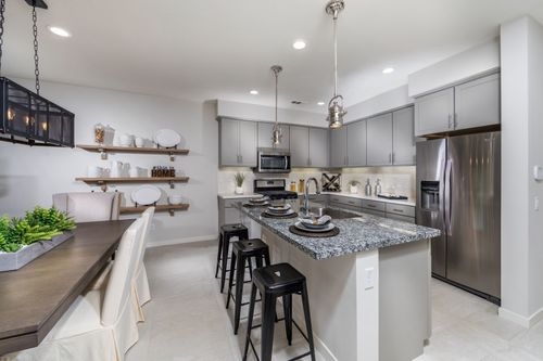 Kitchen-in-Plan Four-at-The Westerly-in-Simi Valley