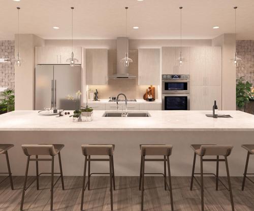 Kitchen-in-Swell-at-Lido Villas-in-Newport Beach