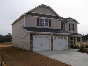 Asphens Creek by LWS Homes in Fayetteville North Carolina
