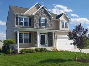 homes in Olde Field Village by Lacrosse Homes