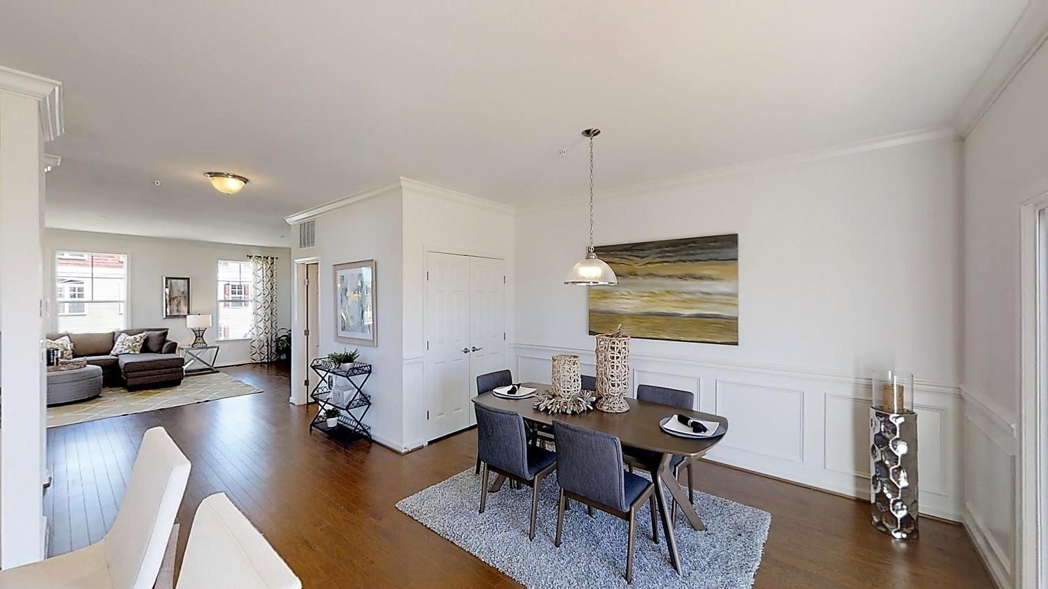 Living Area featured in the Sanctuary By Lacrosse Homes in Eastern Shore, MD