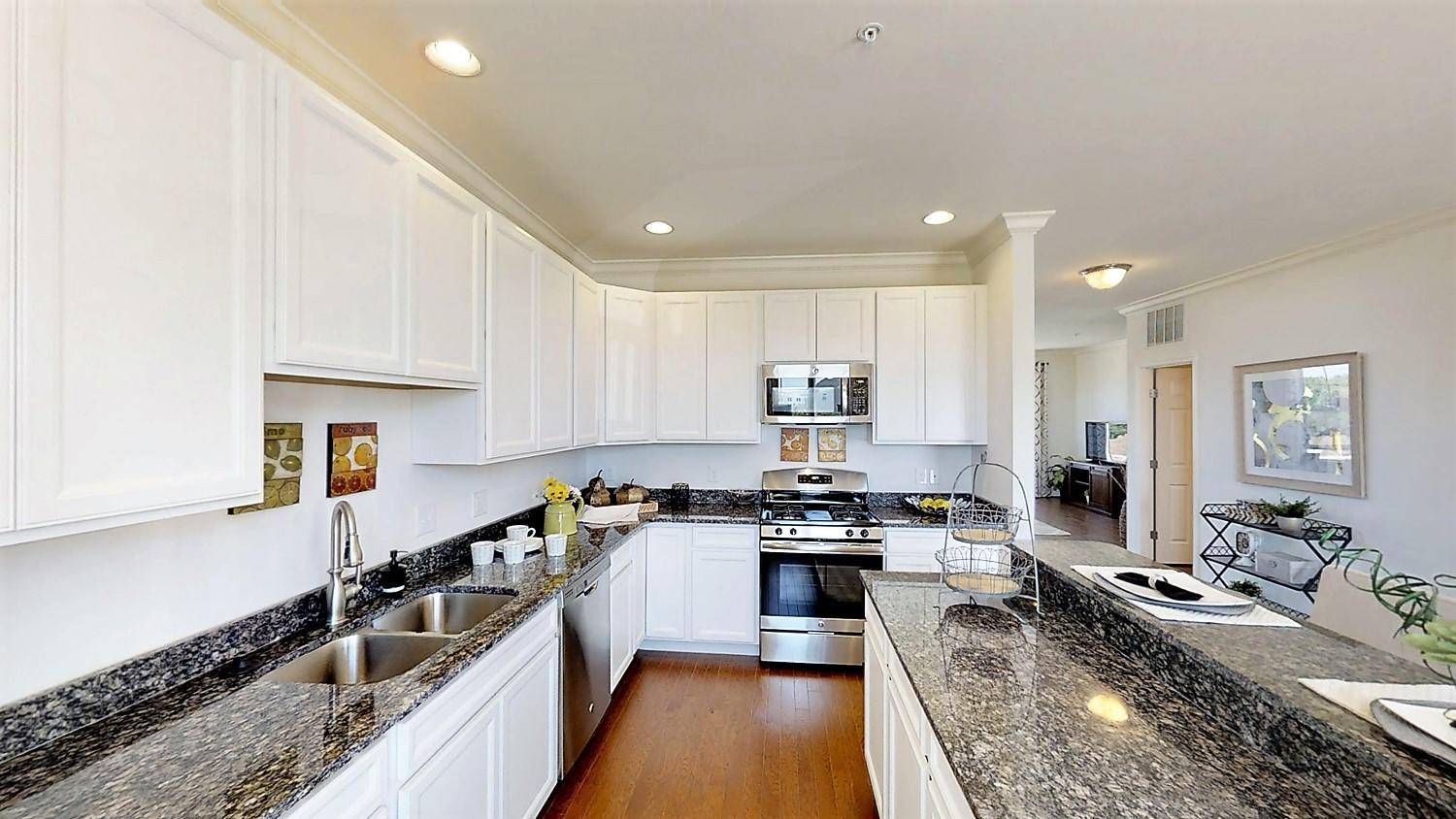 Kitchen featured in the Sanctuary By Lacrosse Homes in Eastern Shore, MD