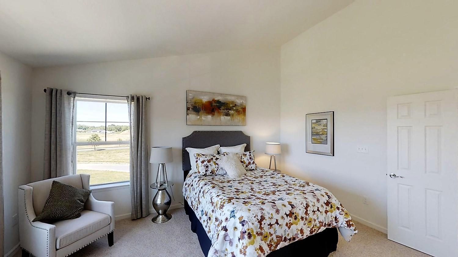 Bedroom featured in the Sanctuary By Lacrosse Homes in Eastern Shore, MD