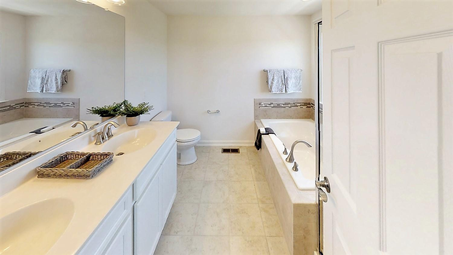 Bathroom featured in the Sanctuary By Lacrosse Homes in Eastern Shore, MD