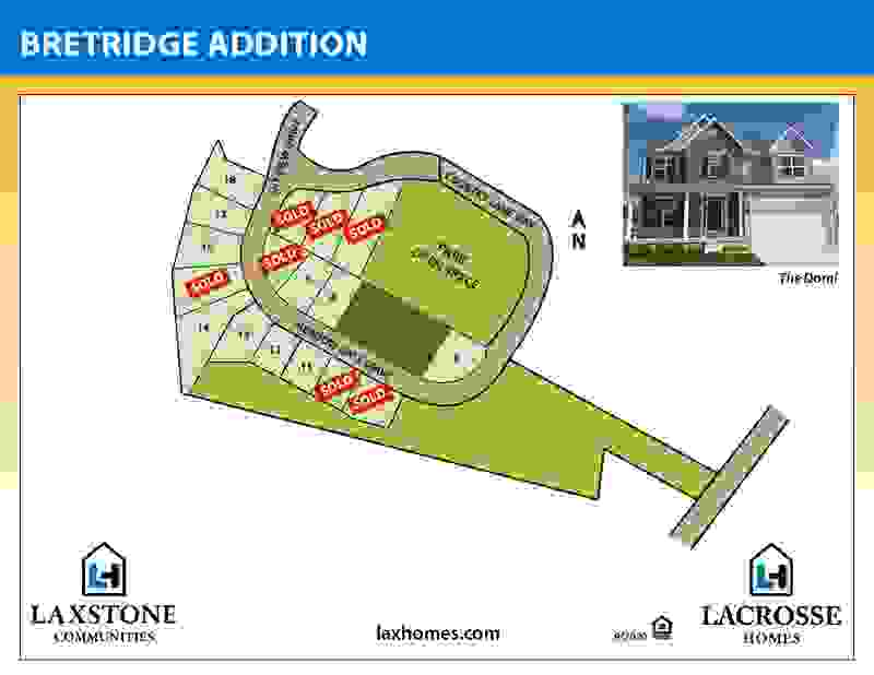 Bretridge by Lacrosse Homes