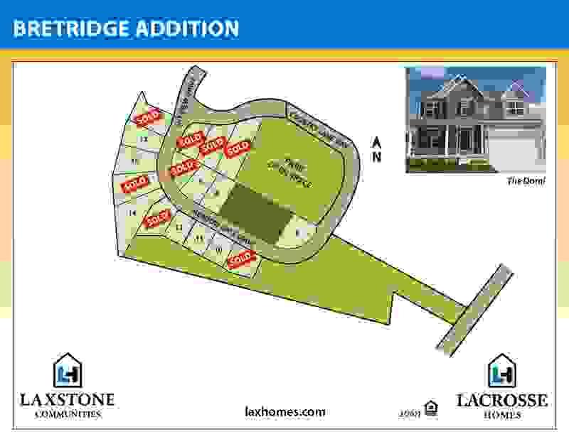 Bretridge by Lacrosse Homes