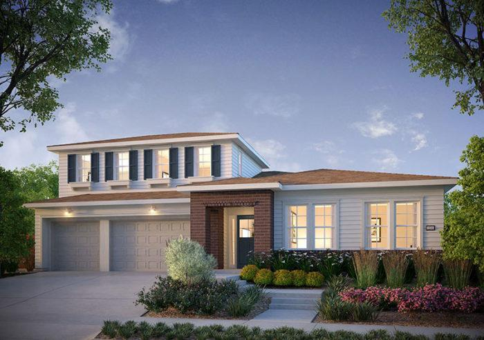 Exterior featured in the Lot 14 By Lafferty Communities in Santa Rosa, CA
