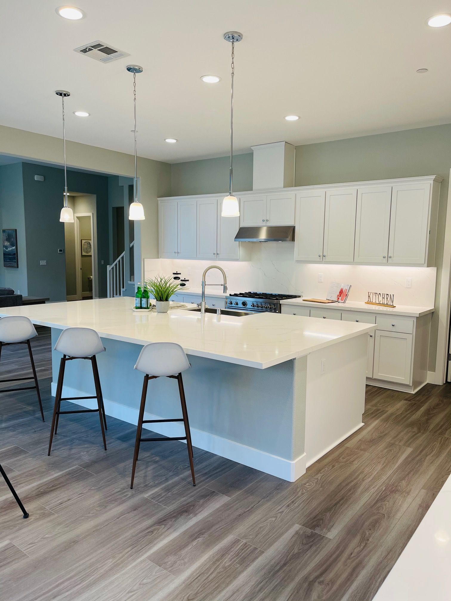 Kitchen featured in the Lot 14 By Lafferty Communities in Santa Rosa, CA