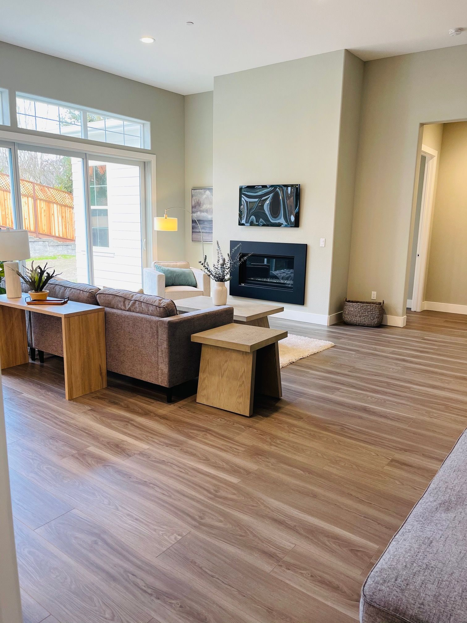 Living Area featured in the Lot 14 By Lafferty Communities in Santa Rosa, CA
