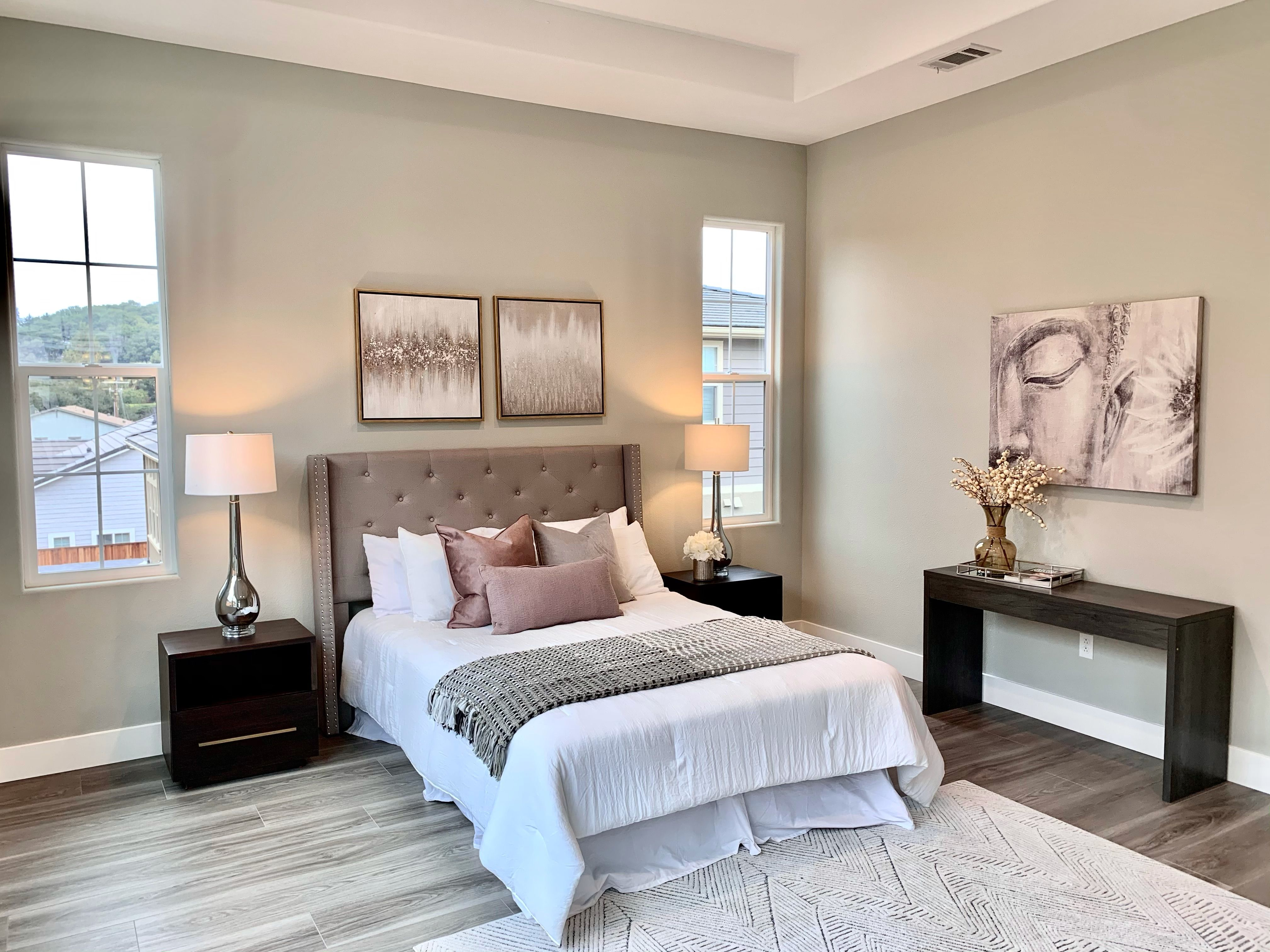 Bedroom featured in the Lot 14 By Lafferty Communities in Santa Rosa, CA