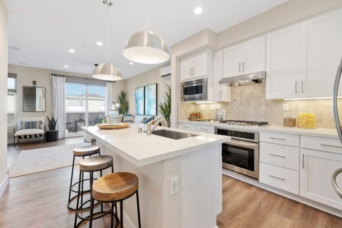 Kitchen featured in the Plan 1 By Lafferty Communities in Oakland-Alameda, CA