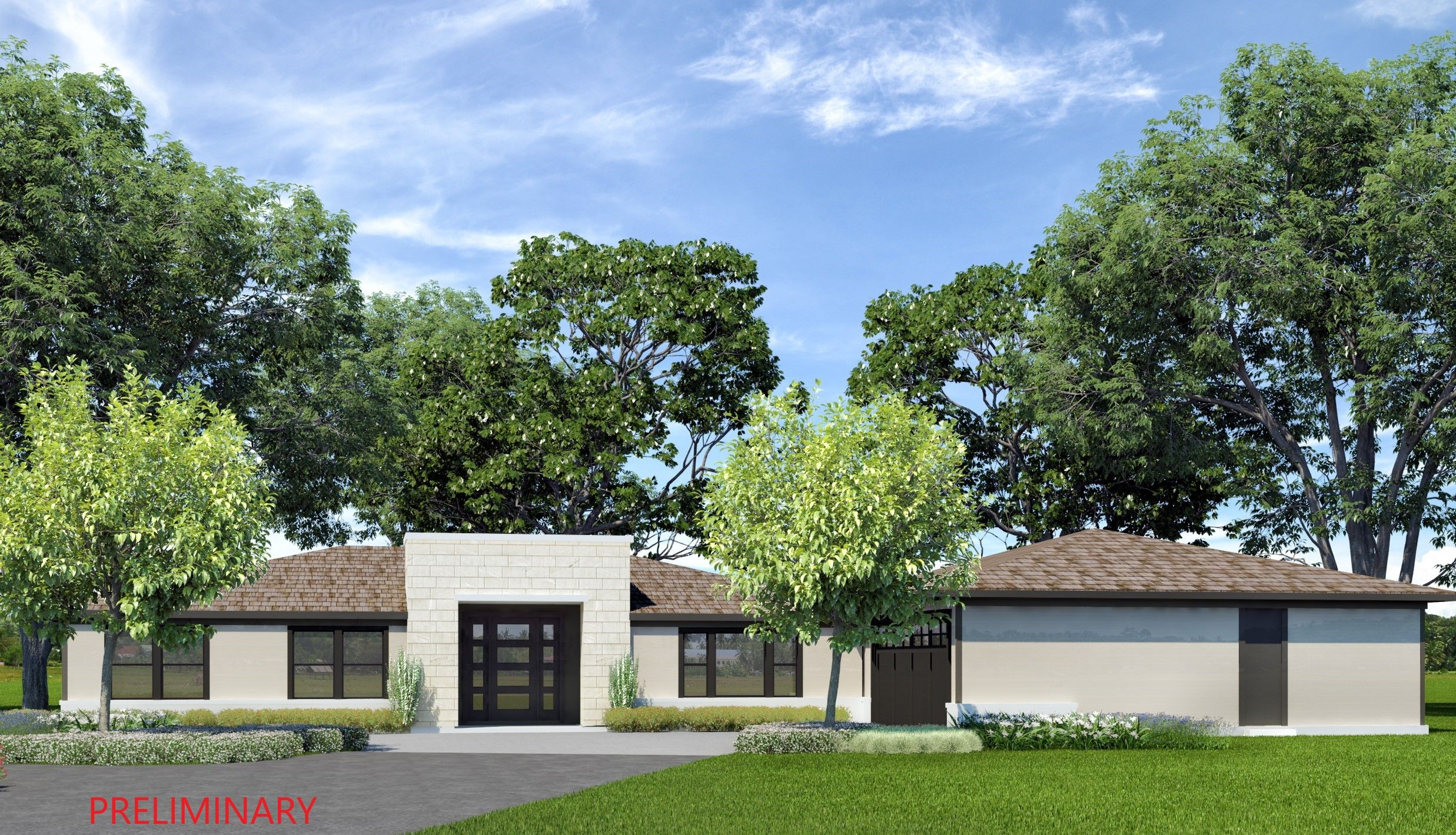 Exterior featured in the Residence 8 By Lafferty Communities in Santa Rosa, CA