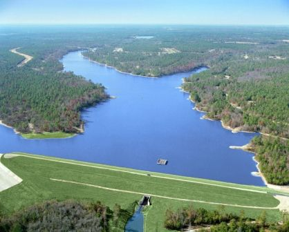 Lake Carolina:200 Acre Lake