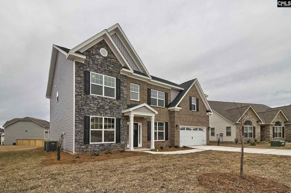 Exterior featured in The Ballentine by Essex Homes By Lake Carolina in Columbia, SC