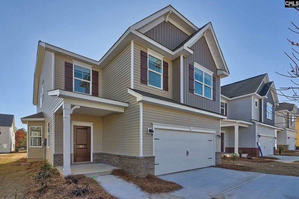 Exterior featured in The Barlow by Essex Homes By Lake Carolina in Columbia, SC