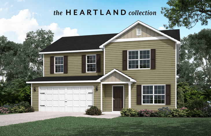 Exterior:Heartland CollectionBirch