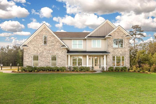 Sapelo Model Home