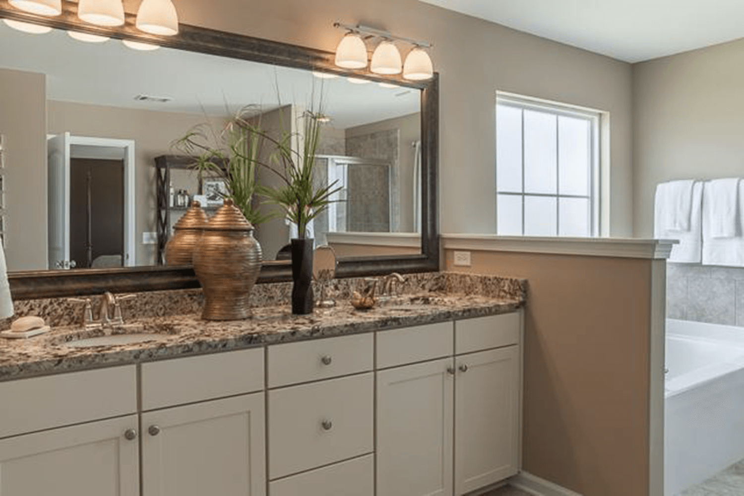 Bathroom featured in The Savannah (Build on your lot) By Lamar Smith Homes in Savannah, GA