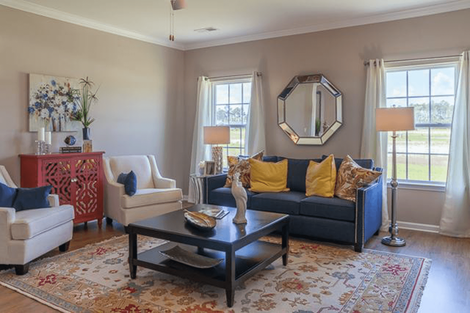 Living Area featured in The Savannah (Build on your lot) By Lamar Smith Homes in Savannah, GA