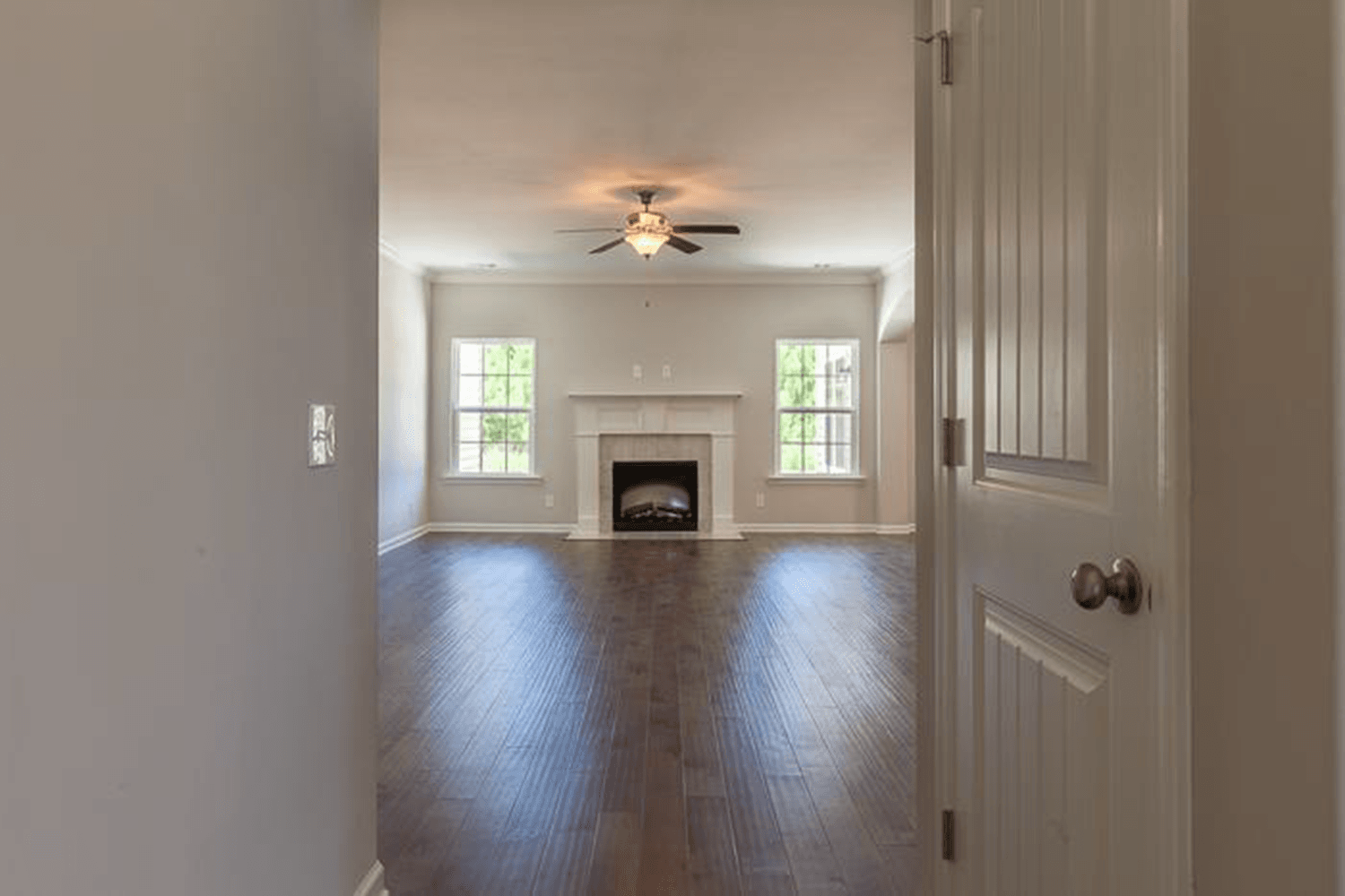 Living Area featured in The Richmond (Build on your lot) By Lamar Smith Homes in Savannah, GA