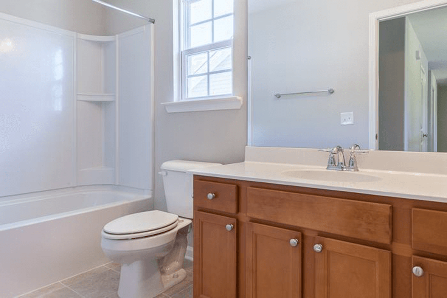 Bathroom featured in The Richmond (Build on your lot) By Lamar Smith Homes in Savannah, GA