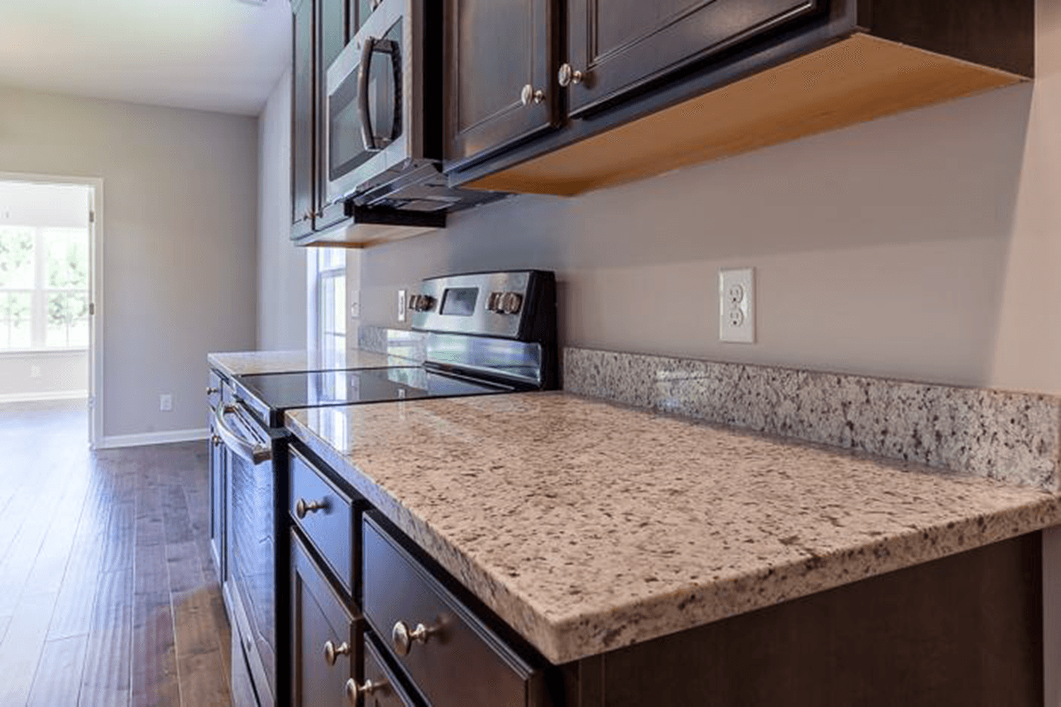 Kitchen featured in The Richmond (Build on your lot) By Lamar Smith Homes in Savannah, GA