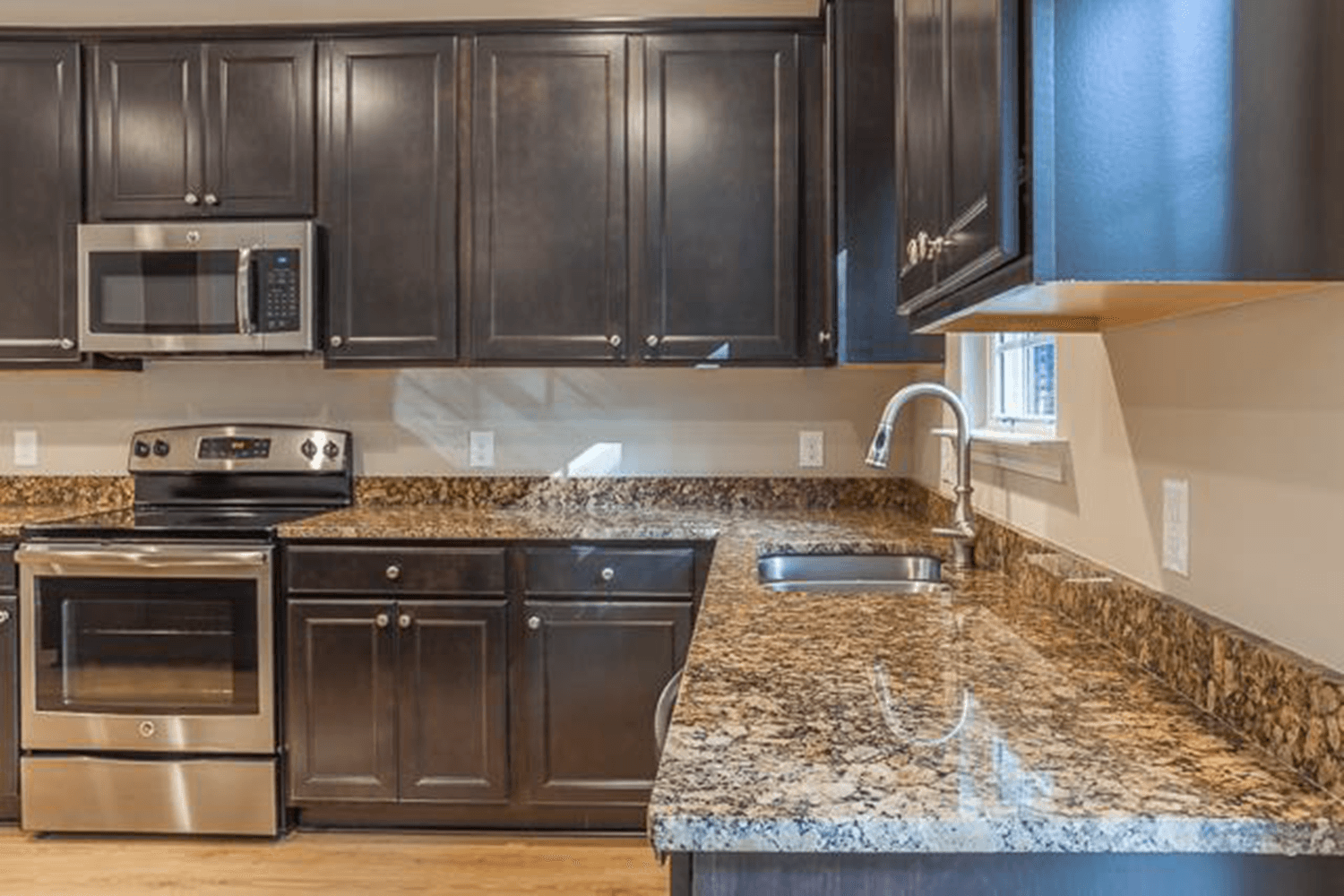 Kitchen featured in The Atlanta (Build on your lot) By Lamar Smith Homes in Savannah, GA