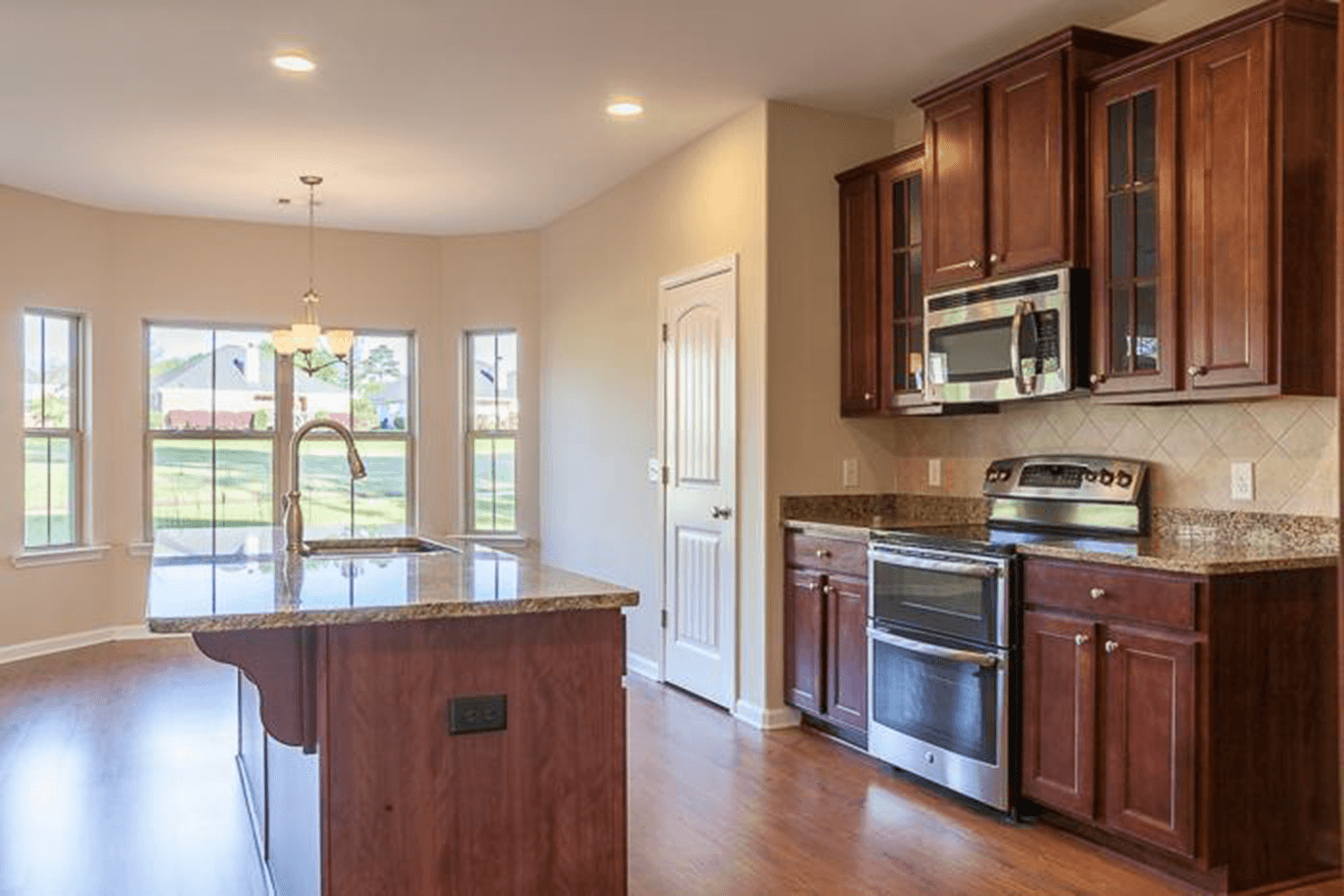 Kitchen featured in The Grayson (Build on your lot) By Lamar Smith Homes in Savannah, GA