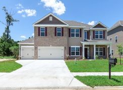 The Richmond (Build on your lot) - Savannah Build On Your Lot: Rincon, Georgia - Lamar Smith Homes