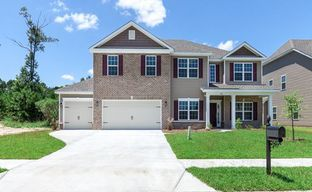 Brunswick Build On Your Lot by Lamar Smith Homes in Savannah Georgia
