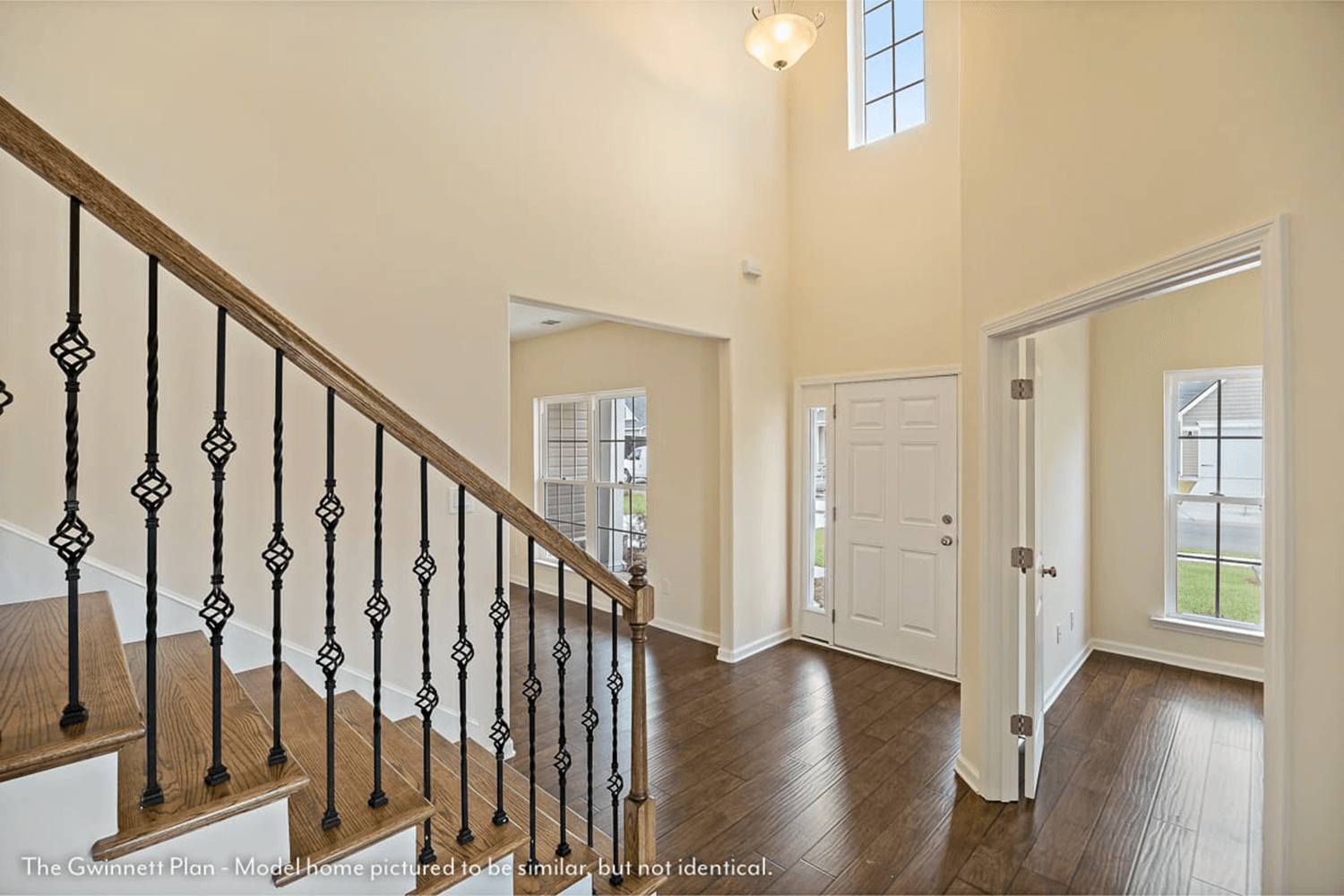 Living Area featured in The Gwinnett (Build on your lot) By Lamar Smith Homes in Savannah, GA