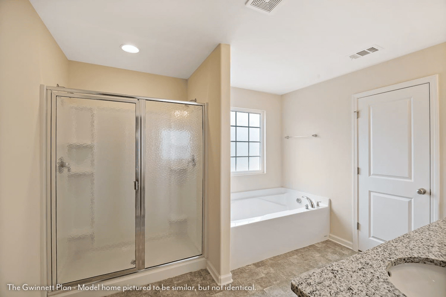 Bathroom featured in The Gwinnett (Build on your lot) By Lamar Smith Homes in Savannah, GA