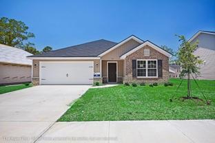 The Aspen - Heritage at New Riverside: Bluffton, South Carolina - Smith Family Homes