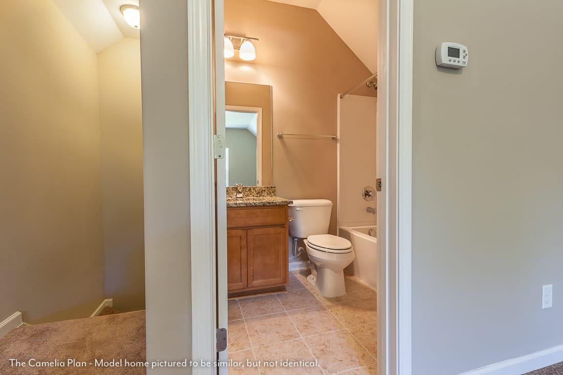Bathroom featured in The Camilla (Build on your lot) By Lamar Smith Homes in Savannah, GA