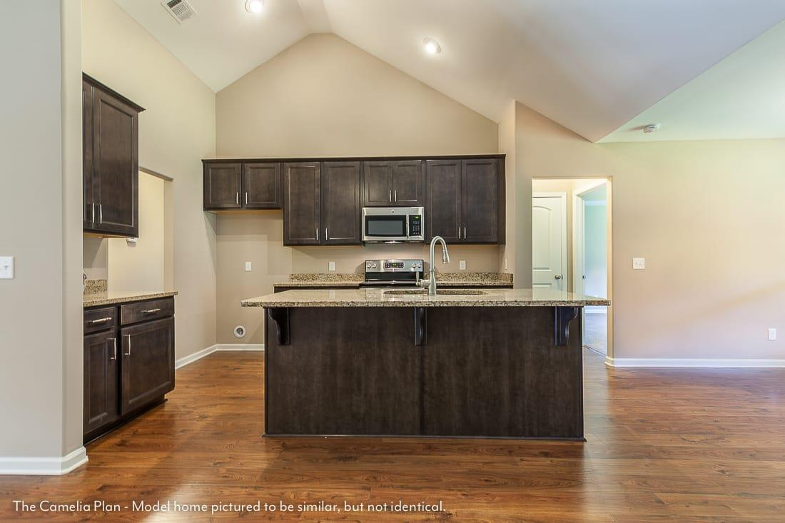Kitchen featured in The Camilla (Build on your lot) By Lamar Smith Homes in Savannah, GA