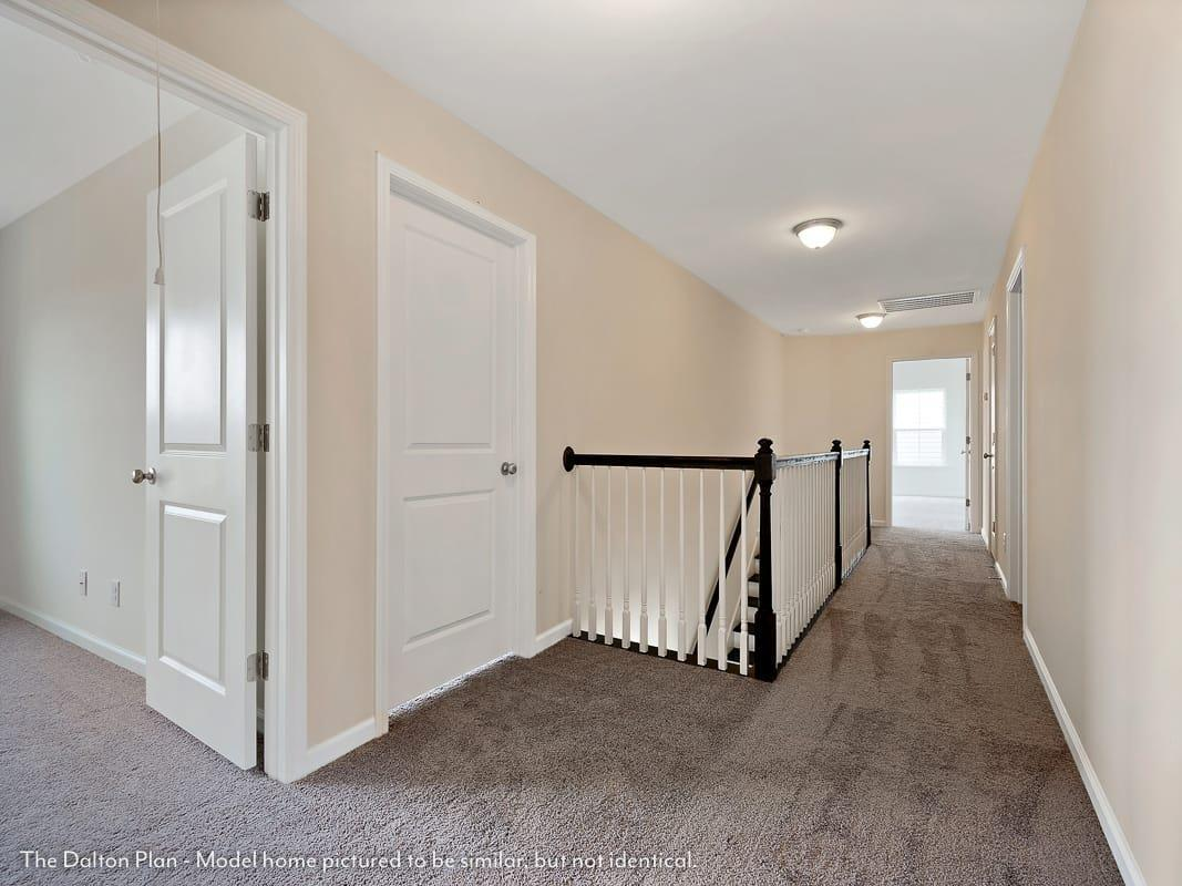 Living Area featured in The Dalton (Build on your lot) By Lamar Smith Homes in Savannah, GA
