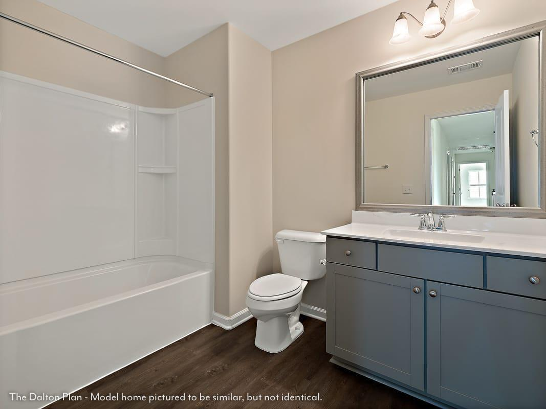 Bathroom featured in The Dalton (Build on your lot) By Lamar Smith Homes in Savannah, GA