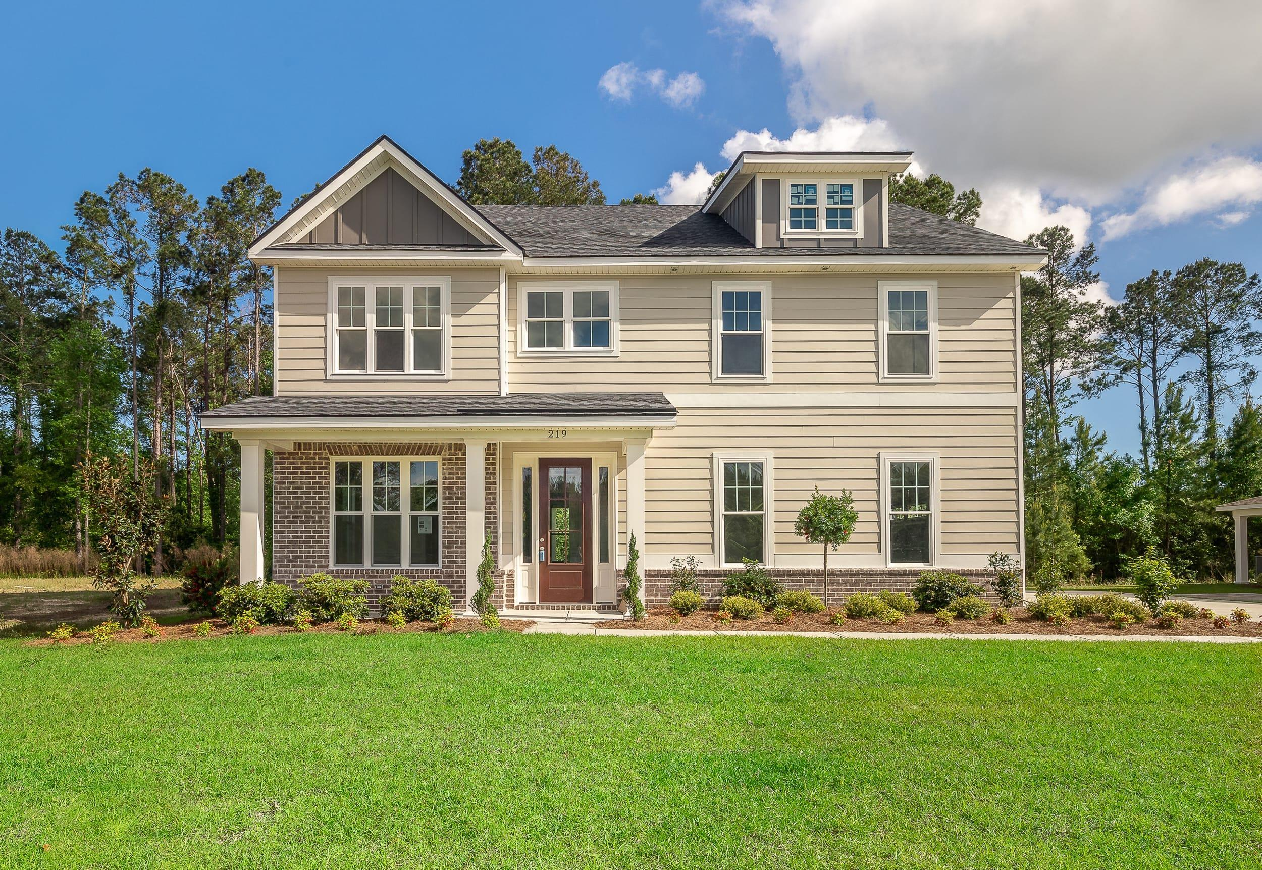 Exterior featured in The Wassaw By Lamar Smith Homes in Savannah, GA