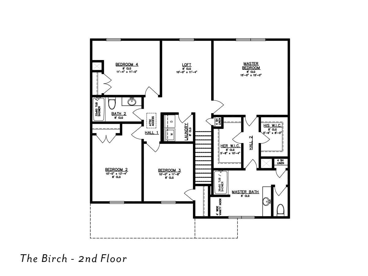 The Birch 2nd Floor