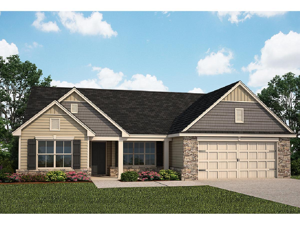Exterior featured in The Camilla (Build on your lot) By Lamar Smith Homes in Savannah, GA