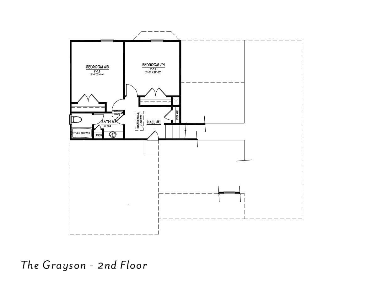 The Grayson 2nd Floor
